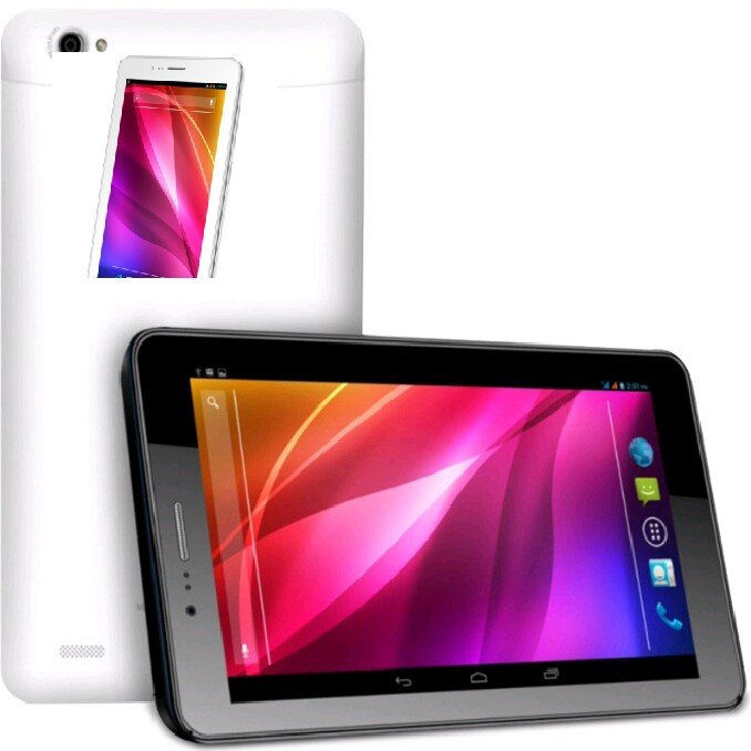 Lava ivorys tablet with 3g dual sim plus 1 gb ram for Lava ivory s tablet
