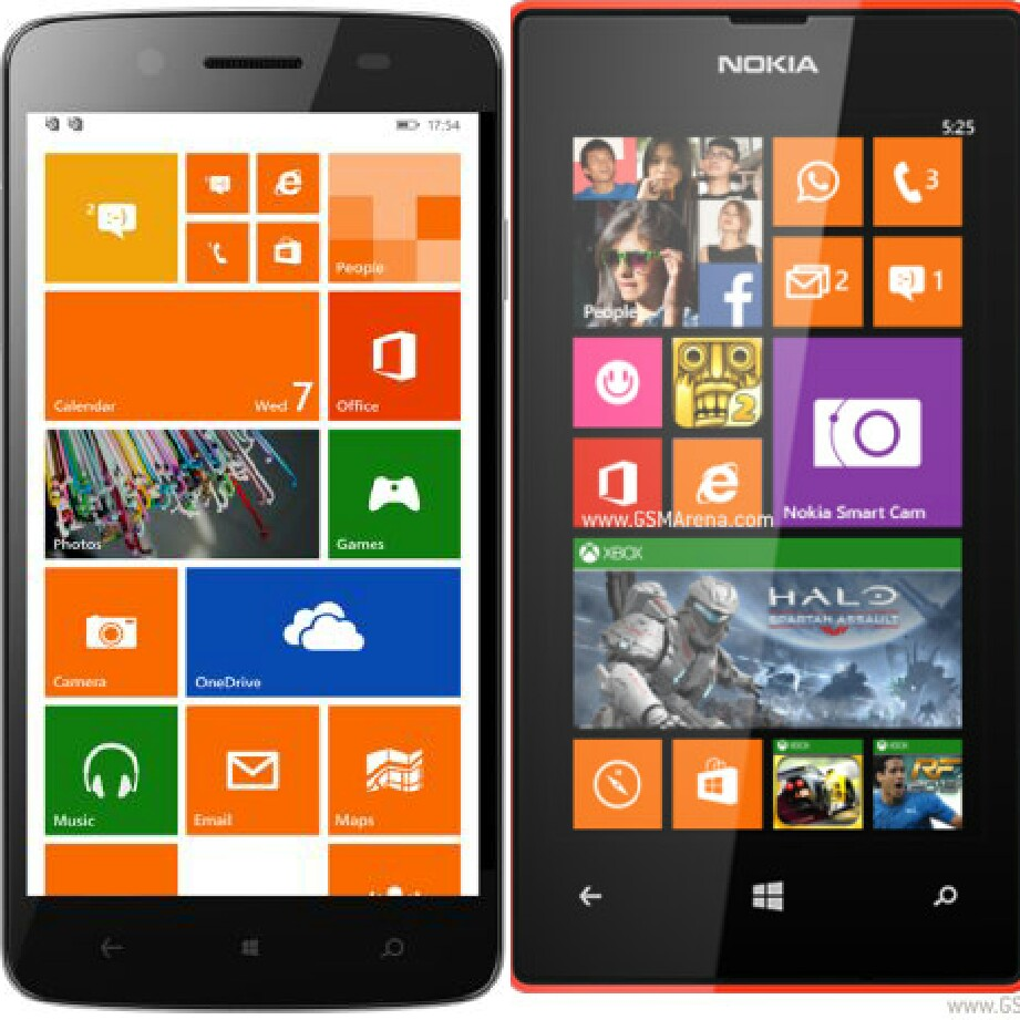 Micromax Canvas Win W121 Vs Nokia Lumia 525