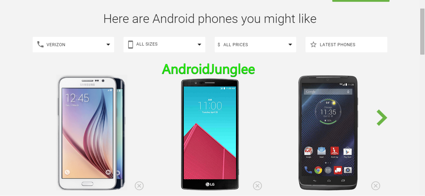 how to find your android phone with google