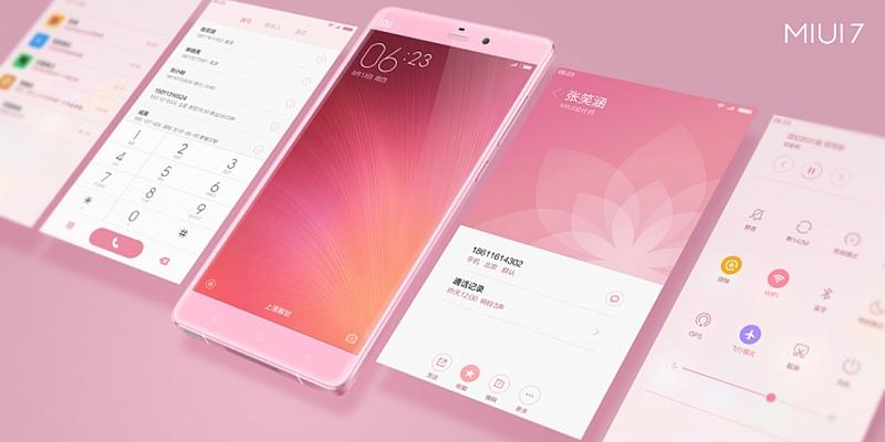 MIUI 7 Update for Xiaomi Redmi 1s,Redmi 2,Mi 4i, Mi 4,Mi 3,Redmi