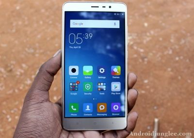Xiaomi Redmi note 3 full review - Android Junglee