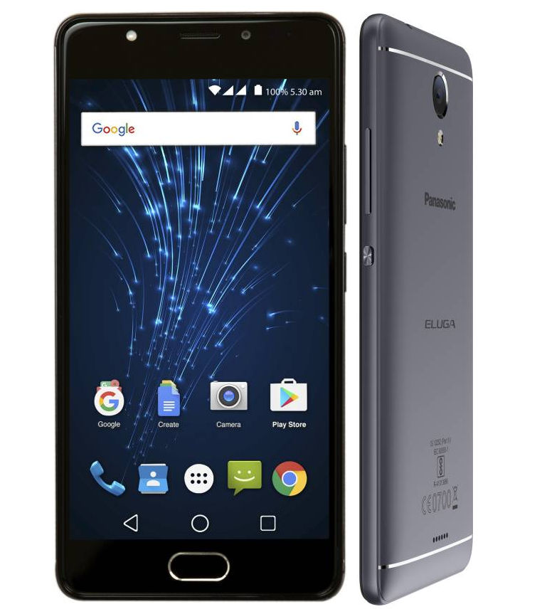 Panasonic Eluga Ray X Is One Of The Best Mobiles Under 10000 Rs You Can On Flipkart Design Build Quality And Battery Life Key Ings