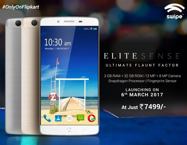 6c40fed36 Is Swipe Elite Sense the best phone under 8000 Rs  Let s find out. The  Elite Sense is the latest offering from Swipe technologies.