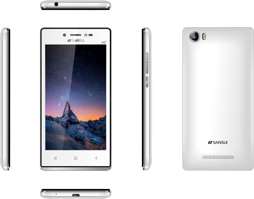 Sansui Horizon 1 with 4G VoLTE available on Flipkart at Rs