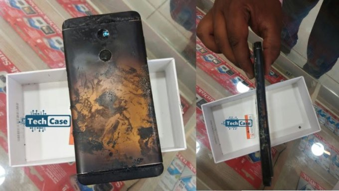 Xiaomi Note 4 Explosion Is A Fake News Mi India