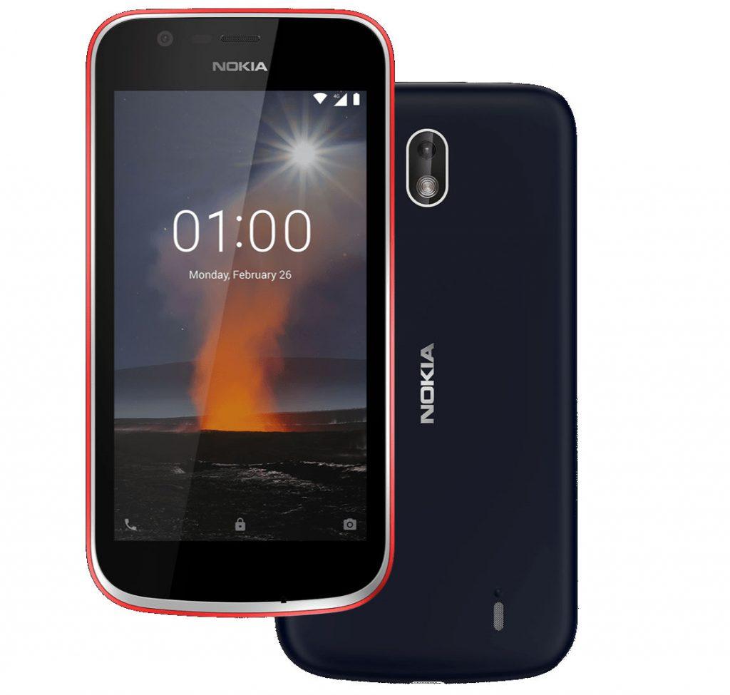 Nokia 1 Android Oreo (Go Edition) - 61.7KB