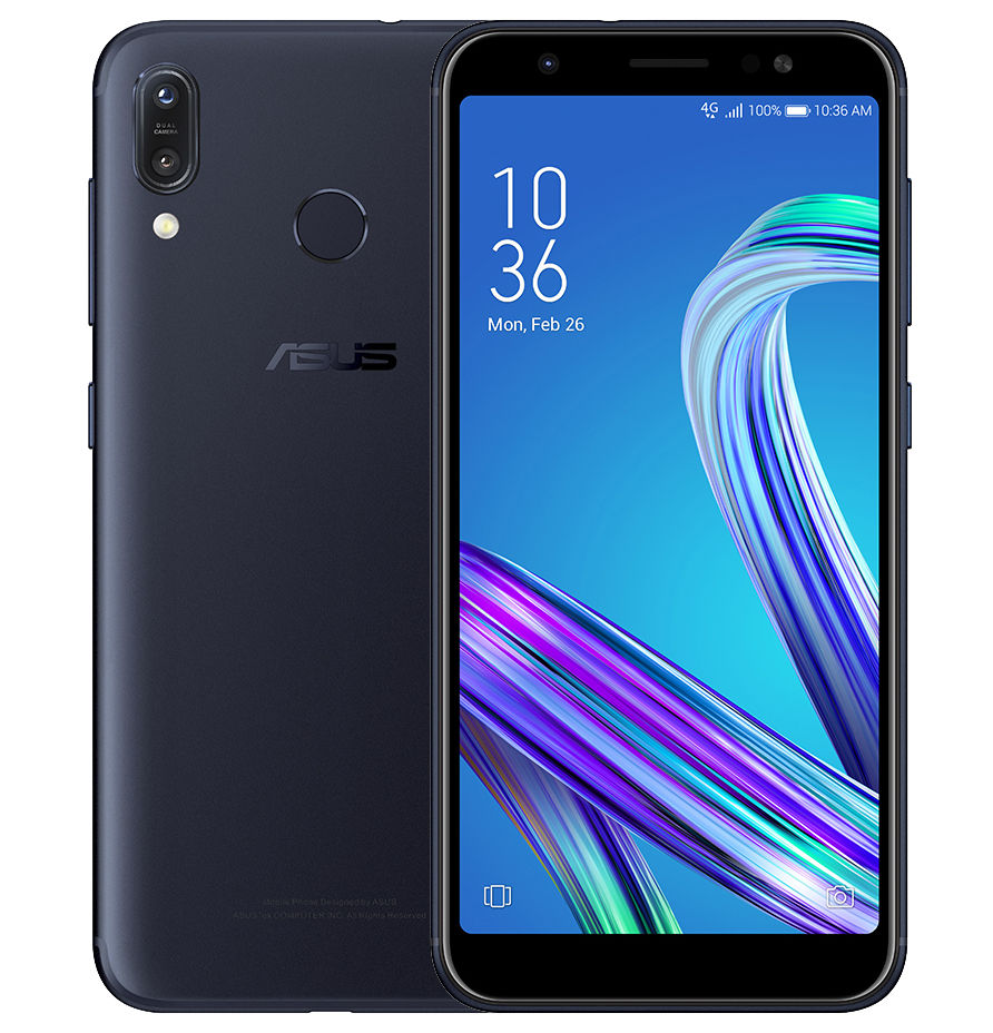 ASUS Zenfone Max (M1) with 5.7-inch full-view display ...